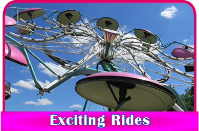 Exciting Rides